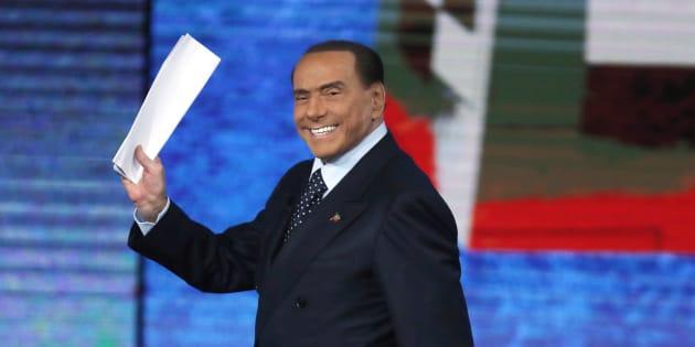 """Silvio Berlusconi scende di nuovo in campo: """"Mi candido alle Europee"""""""