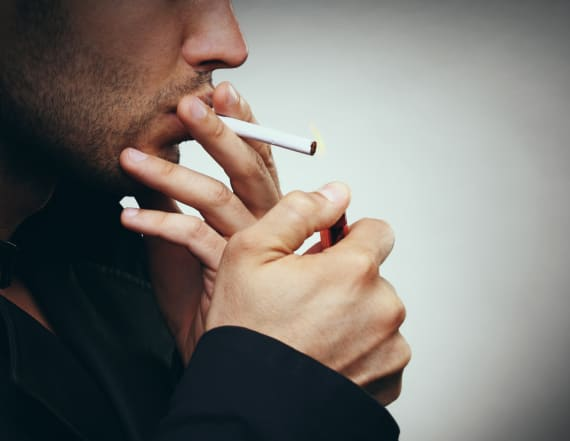 Smoking rate for American adults hits record low