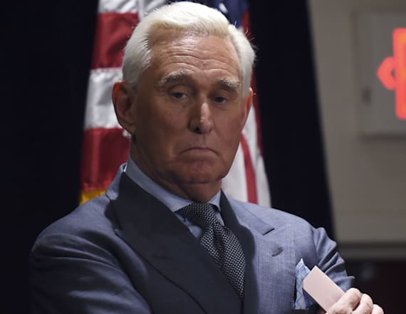 Stone ordered to appear in court over IG posts