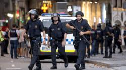 Barcelona Terror: Manhunt Underway For Driver As Police Foil Second Terror