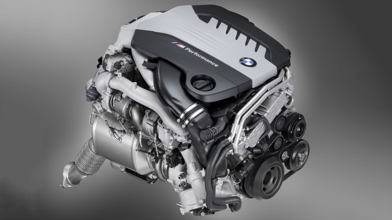 Bmw Replaces Tri Turbo Diesel With A Quad Turbo Autoblog