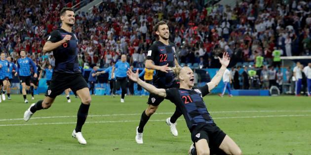 Le Croate Vida averti après ses propos polémiques — Coupe du monde