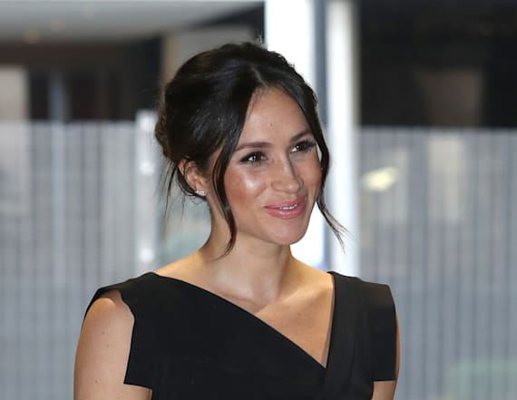 Meghan Markle channels Jackie O in $375 dress