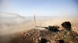 Iraqi Kurds Seize Town Near Mosul, As Offensive Presses