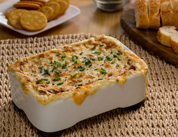 Best Bites: Cheesy crab dip