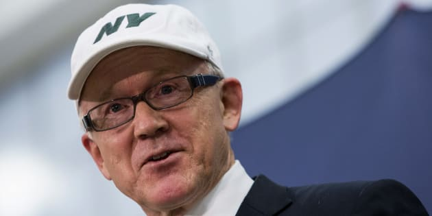 Woody Johnson en janvier 2014.