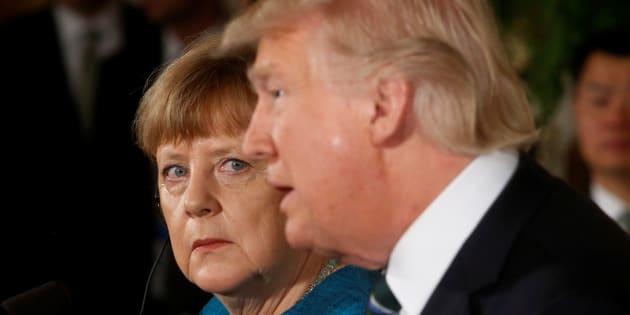 """Les États-Unis ne sont plus les """"amis"""" de l'Allemagne dans le programme de Merkel"""