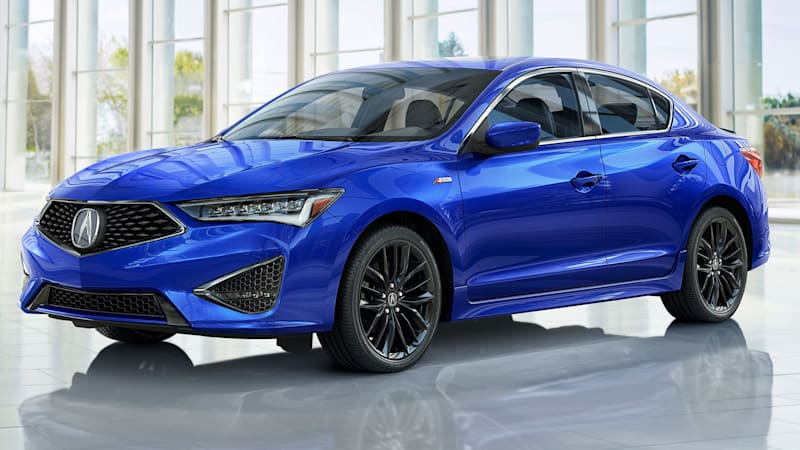 2019 acura ilx redesigned, gets more safety features - autoblog