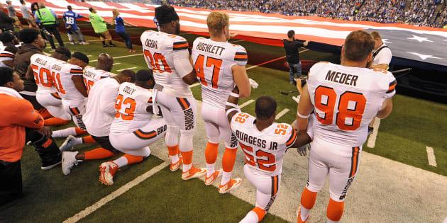 Le football est lui-même rempli d'une grande diversité, mais d'une diversité qui n'est pas uniforme.