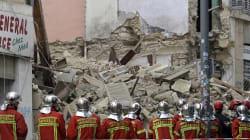 À Marseille, un septième corps découvert sous les décombres