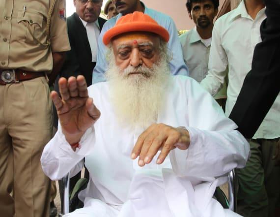 Indian guru jailed for life for teen rape