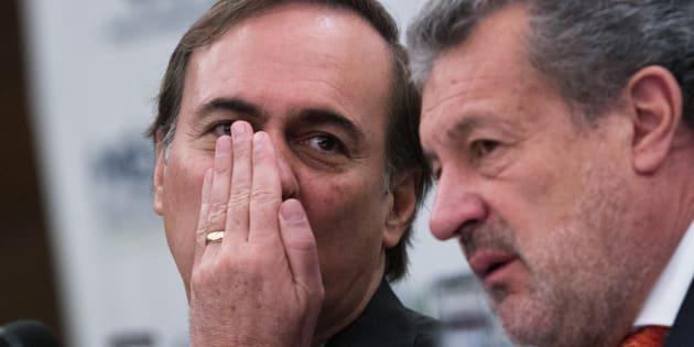 El presidente de la Asociación de Bancos de México, Marcos Martínez Gavica, señaló que el sector bancario está listo para establecer los compromisos que se trabajarán con el próximo gobierno federal.