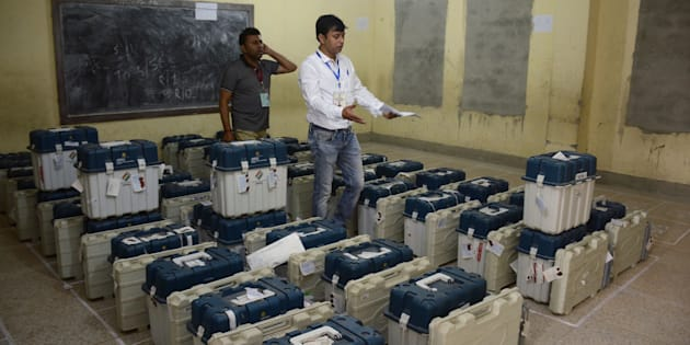 Election Results 2018: Counting Begins In Five States Amid Tight Security