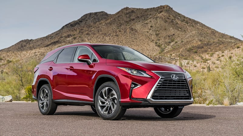 2018 Lexus RX 350L Quick Spin Review