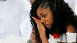 L'appel de Trump a fait pleurer la veuve d'un soldat tué au