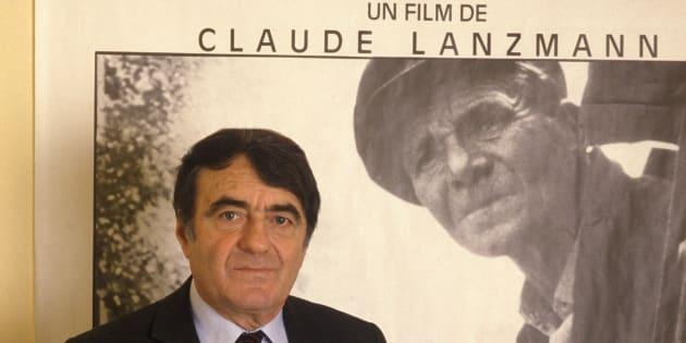 """""""Le film """"Shoah"""" de Claude Lanzmann a exercé sur moi une impression phénoménale, au point de m'inspirer un livre."""""""