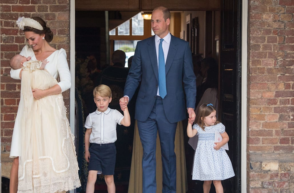 5cdb36978 As school holidays go, the summer of 2018 was epic for Prince George and  Princess Charlotte. After welcoming their new little brother, Prince Louis,  ...