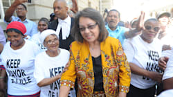 3 Reasons Why De Lille Thinks She Should Not Be