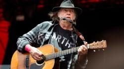 Neil Young ouvre ses archives au monde