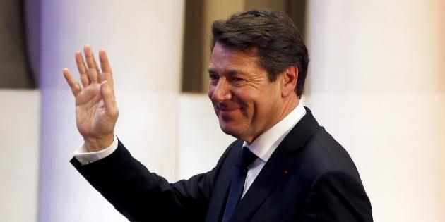 Christian Estrosi à Nice le 13 décembre 2015.