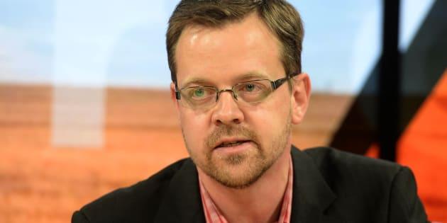 AfriForum deputy chief executive Ernst Roets.