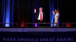 Décidément, Donald Trump n'est pas un président comme les
