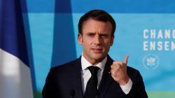 Revivez le discours de Macron en réponse aux gilets