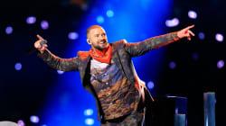La tenue de Justin Timberlake au Super Bowl a pris tout le monde de