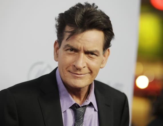 Charlie Sheen sues National Enquirer over rape claim