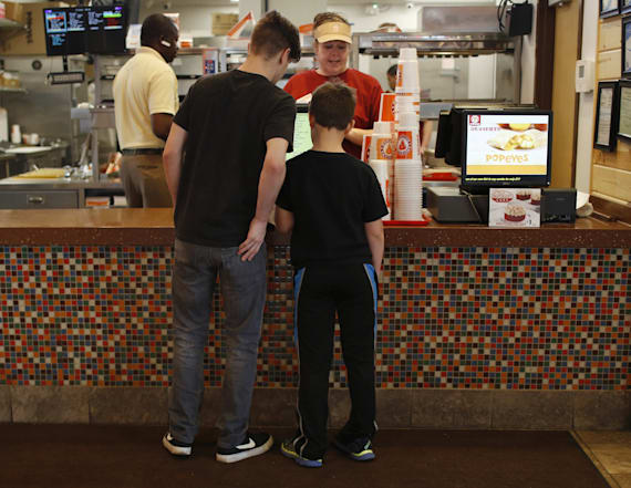 Company behind Popeyes wants to take over fast food