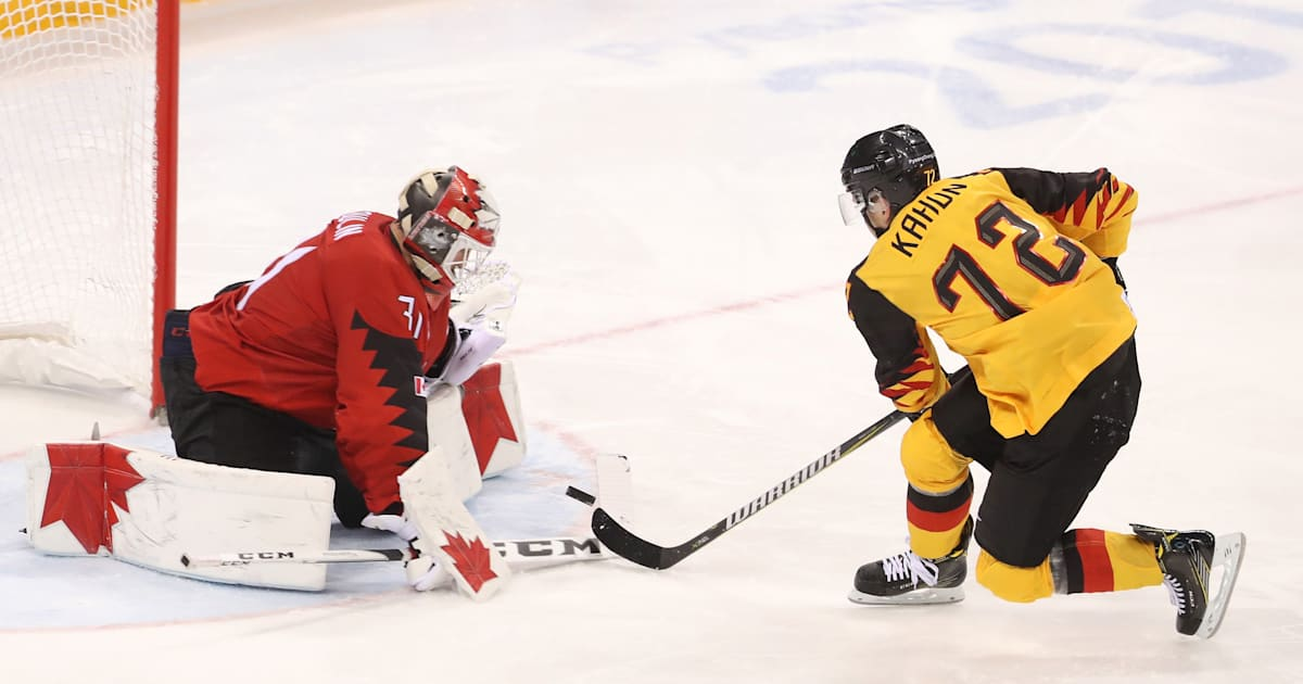German Foreign Office Posts 'Travel Advisory' After Beating Canada In Olympic Hockey