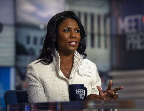Omarosa claims White House is ignoring major group