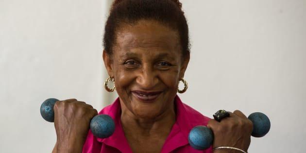 No Brasil, a expectativa de vida da mulher é de 78,25 anos.