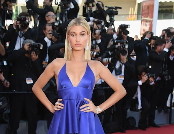 Hailey Baldwin is Maxim's sexiest woman of the year!