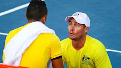 How Some Wise Words From Lleyton Hewitt Pretty Much Saved Nick Kyrgios's