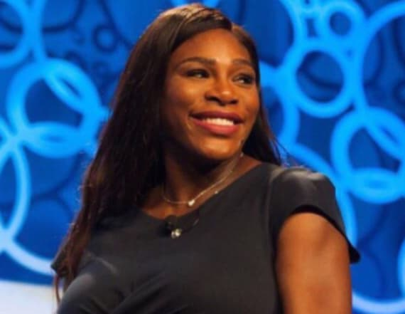 Serena Williams makes big reveal about pregnancy