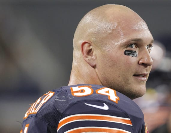 Brian Urlacher faces lawsuit from son's mother