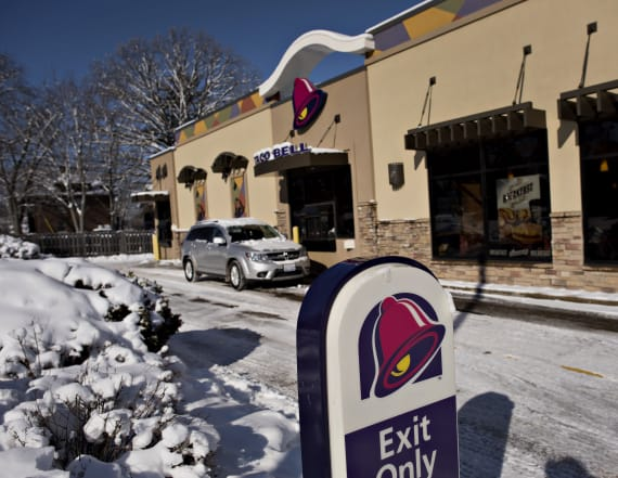 One major food chain is ditching the drive-thru