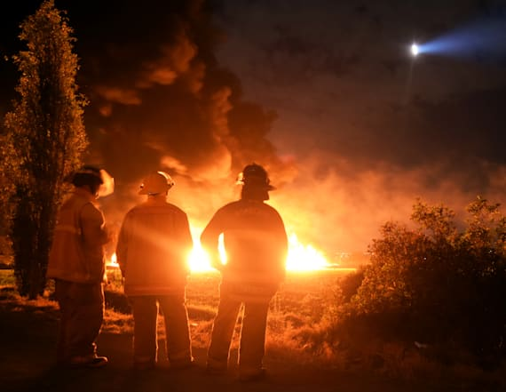 Pipeline blast kills 71, witnesses describe horror