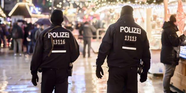 (Photo d'illustration) Deux hommes, sur le point de commettre un attentat arrêtés en Allemagne
