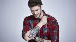 La partie du corps qui sera la plus tatouée en 2017 est