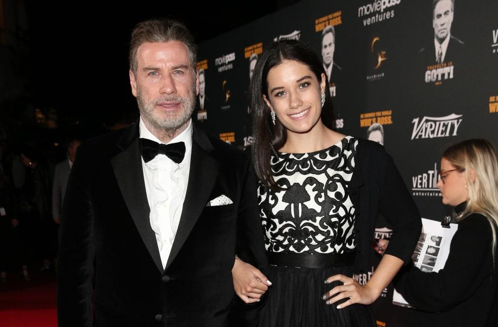 John Travolta's daughter Ella Bleu recalls how he