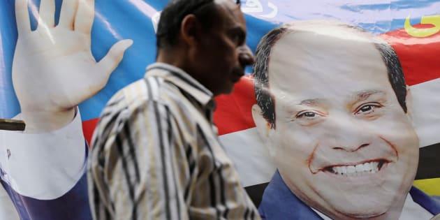 Egitto, le presidenziali senza sfidanti incoronano il faraon
