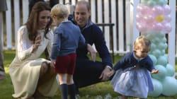 Le Royal Baby est né, ce que dit la science de la place du troisième enfant dans une
