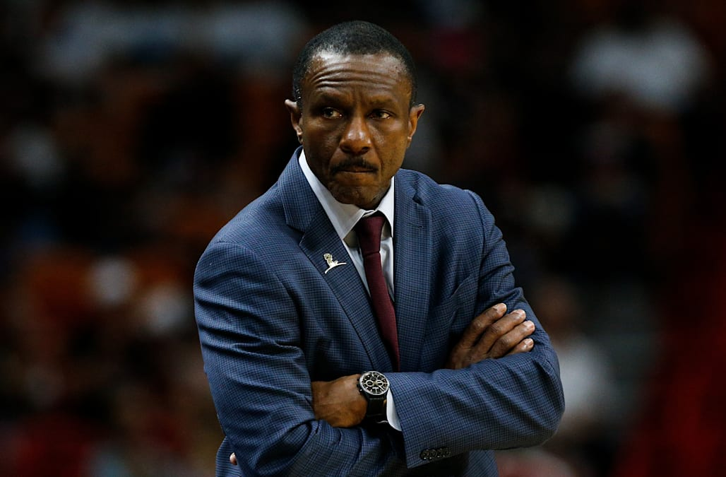 Toronto Raptors Awkwardly Congratulated Dwane Casey For Being A Coach Of The Year Finalist  Days After They Fired Him