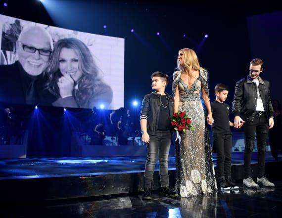Celine Dion ends Las Vegas residency