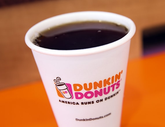 Dunkin' has a new Girl Scout Cookie coffee flavor