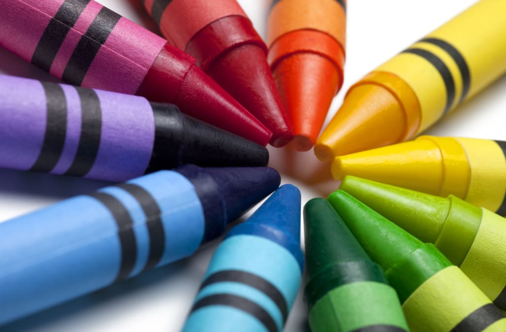 crayola introduces new color in its 24 count box aol finance