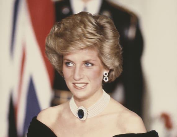 Diana's iconic 'John Travolta Dress' sells for $290K