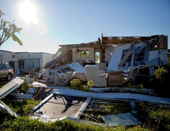 How much extreme weather disasters costs taxpayers